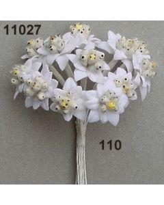 Edelweiß klein / weiß / 11027.110