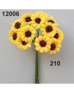 Sonnenblume mini / goldgelb / 12006.210