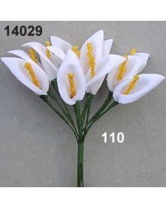 Calla mittel / weiß / 14029.110