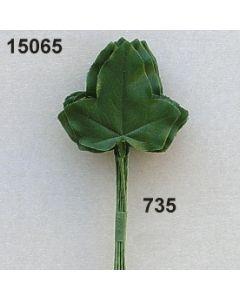 Efeulaub mittel / dunkelgrün / 15065.735