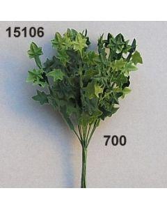 Seidenefeu mini x12 / grün / 15106.700