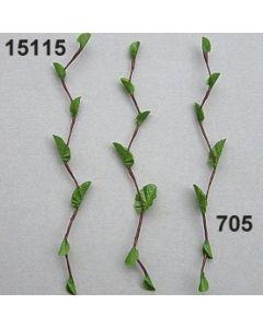 Blattranke x7 / hellgrün / 15115.705