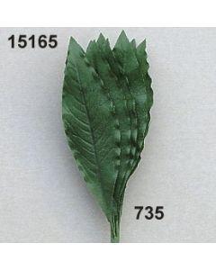 Lorbeerlaub klein / dunkelgrün / 15165.735