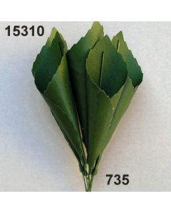 Laub-Tüte / dunkelgrün / 15310.735