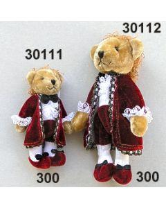 Mozartbär mini / rot / 30111.300