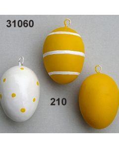 Osterei 3 Sortiert / goldgelb / 31060.210