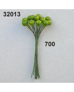 Beeren klein glänzend / grün / 32013.700