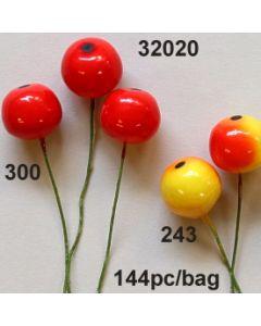 Apfel am Draht 20mm / 32020