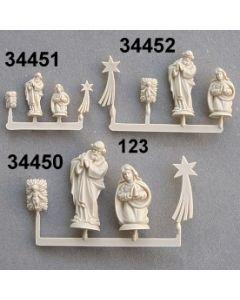 Heilige Familie mini / creme / 34451.123