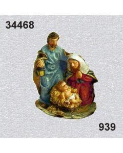 Heilige Familie klein / bunt / 34468.939