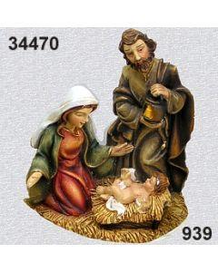Heilige Familie groß / bunt / 34470.939