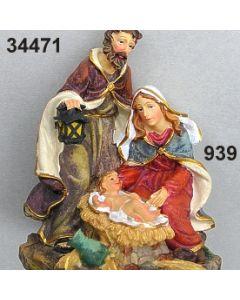 Heilige Familie XL / bunt / 34471.939