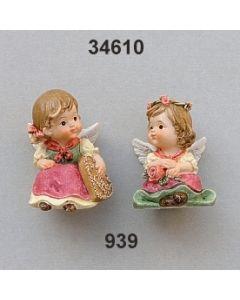 Trachtenengerl sitzend  Set / bunt / 34610.939