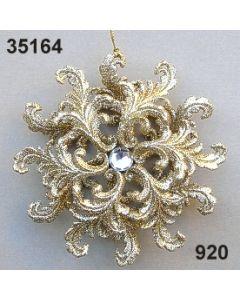 Goldglimmer-Blattornam. / gold / 35164.920