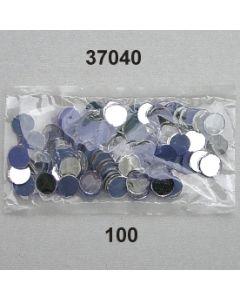 Spiegerl rund ⌀ 10mm / glasklar / 37040.100