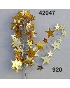 Sternchenpailletten x13 / gold / 42047.920