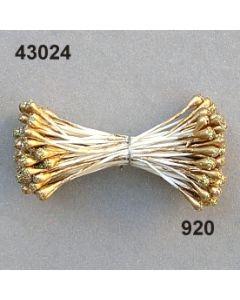 Glimmer Bötzl 2-3mm Papier / gold / 43024.920