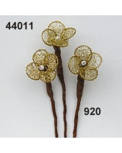 Minibouillonblume / gold / 44011.920