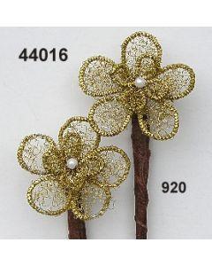 Bouillonblume doppelt / gold / 44016.920