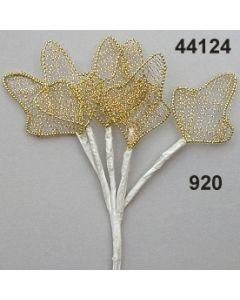 Perldraht-Efeulaub / gold / 44124.920