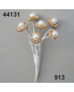 Bouillon-Perle / rotgold / 44131.913