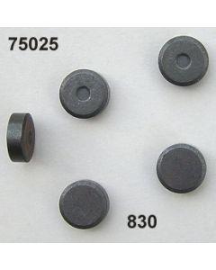 Magnetpunkt /silbergrau / 75025.830