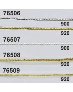 Silberschlangenbouillon ø1,8mm / silber / 76507.900