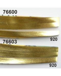 Krüllstreifen 5 mm / gold / 76600.920