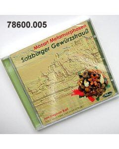 """CD """"Salzburger Gewürzstrauß"""" / diverse / 78600.005"""