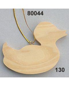 Holz-Ente / natur / 80044.130