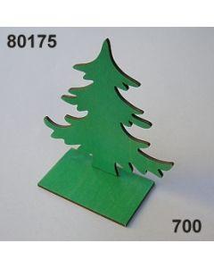 Holz-Baum Stehend / grün / 80175.700