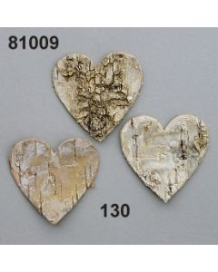 Birkenrinden Herz / natur / 81009.130