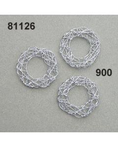 Draht-Ring / silber / 81126.900