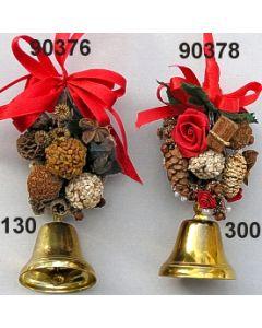 Gewürz Rosen Glocke / rot / 90378.300
