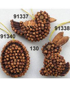 Nelken-Hase bauchig / natur / 91338.130
