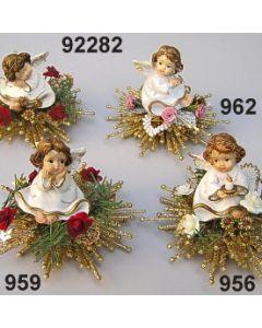 Engel auf Stern  / 92282