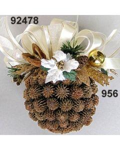 Casuarina Kugel dekoriert  / 92478