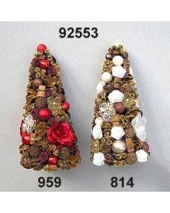 Kegel Braun-Creme klein  / 92553