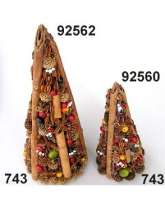 Kegel Früchte & Gewürz klein / grün-rot / 92560.743