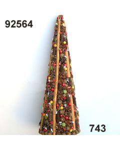 Kegel Früchte & Gewürz XL / grün-rot / 92564.743