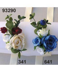 Rose-Eucalyptus Armband / 93290