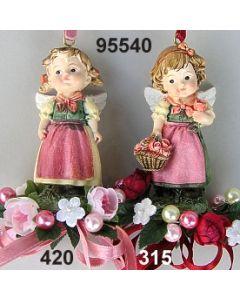 Trachtenengerl dekoriert  / 95540