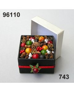 Florabox Beeren klein / grün-rot / 96110.743