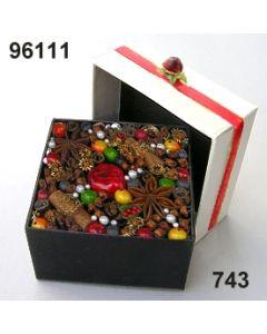 Florabox Beeren mittel / grün-rot / 96111.743