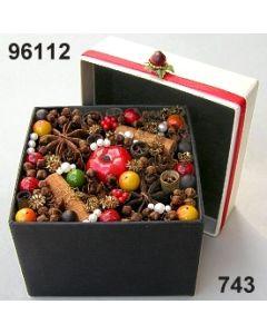 Florabox Beeren groß / grün-rot / 96112.743