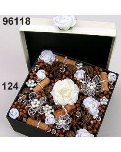 Florabox Samtrose XL / champagner / 96118.124